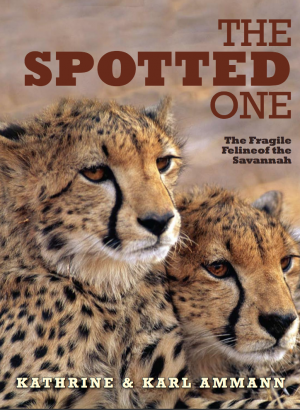 THE SPOTTED ONE (CHEETAH)