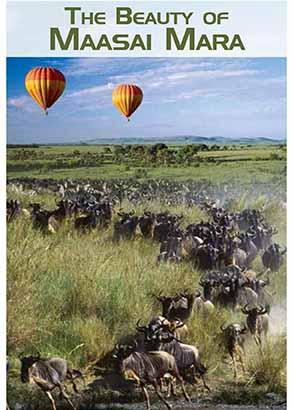 THE BEAUTY OF MAASAI MARA